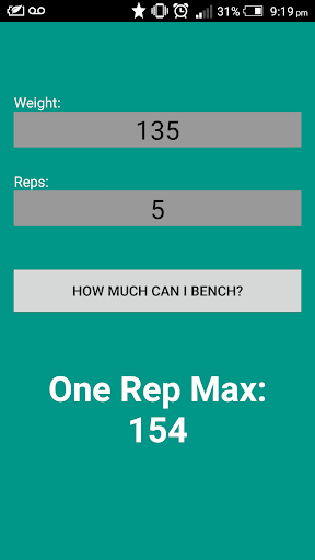 How Much Can You Bench