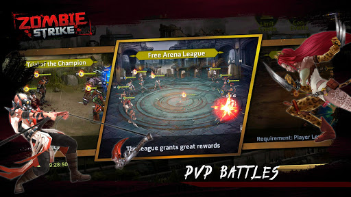 Zombie Strike : The Last War of Idle Battle (SRPG) 1.11.9 {cheat|hack|gameplay|apk mod|resources generator} 5