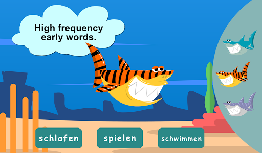 Hey Monster! German for Kids 1.2 screenshots 3