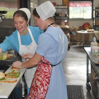 Amish Scalloped Corn