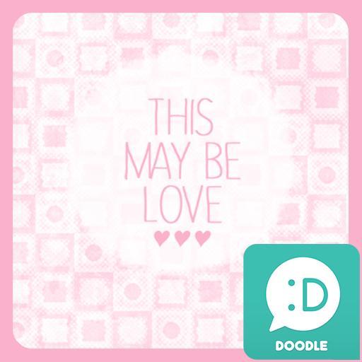 This may be love 카카오톡 테마 個人化 LOGO-玩APPs