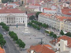 Visiter Place du Rossio