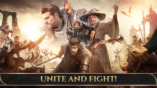 King of Avalon: Dragon War | Multiplayer Strategy apklade screenshots 2