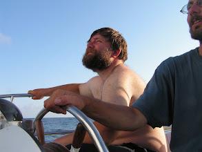 "Photo: Те же, с другой стороны. Обратите внимание на характерный загар!/ Pay attention to the specific ""sailor's"" tan on Gleb"
