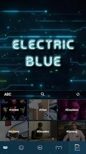Electric-Blue-Keyboard-Theme 2