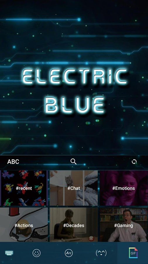 Electric-Blue-Keyboard-Theme 8