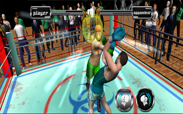 Real Boxing Stars Boxing games - screenshot