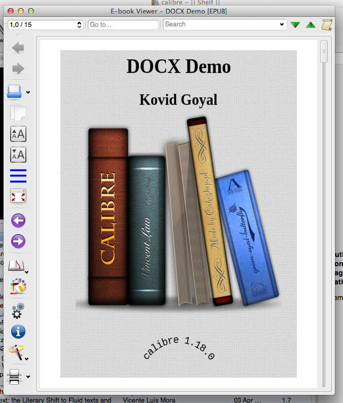 Book Cover Template Docx : Digital publishing toolkit converting a docx directly to