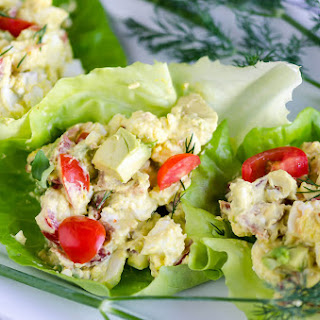 Cobb Egg Salad Recipe