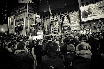 Photo: Election night 2012 in Times Square, NYC  #election2012  #election  #obama  #timessquare  #nyc