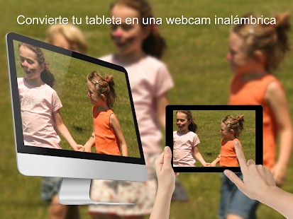 EpocCam - Webcam para Mac y PC Screenshot