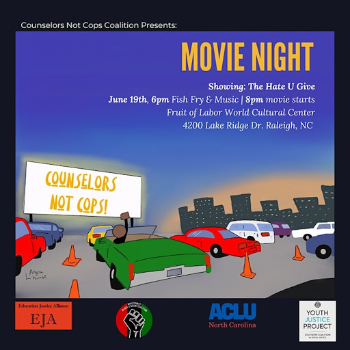 Juneteenth Movie, music, fish fry at Fruit of Labor World Cultural Center