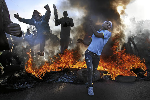 Zandspruit residents went on the rampage over the lack of services in the Johannesburg settlement, as have many thousands of South Africans. The cabinet legotla at the weekend will address this issue with an eye on the upcoming municipal elections.