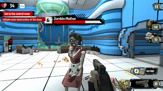 The Walking Zombie 2: Zombie shooter 8
