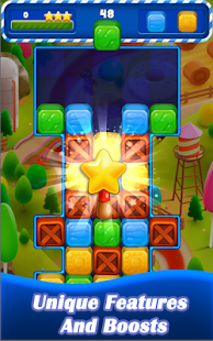 Jelly Block Drop - náhled