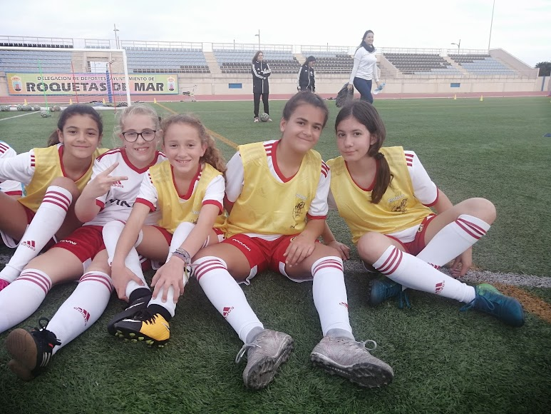 Las chicas de MAAVi.