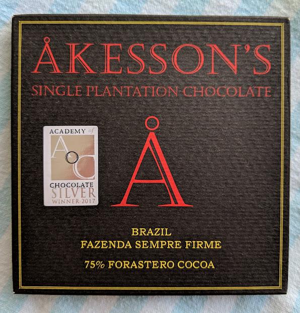 75% Brazil Akesson Bar
