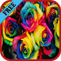Flowers Wallpaper:Roses icon