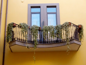 Photo: Balcony, third floor