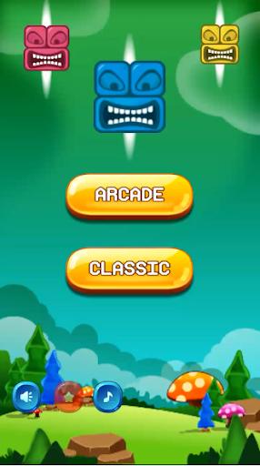 ジャングルマジックマッチゲーム