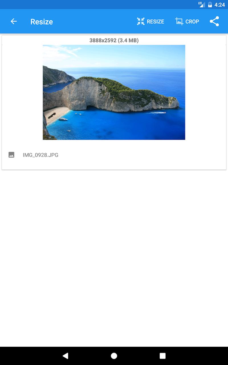 Photo & Picture Resizer Screenshot 10