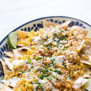 Mexican Street Corn Nachos