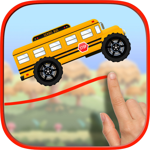 Draw the Road - Hill Climbing