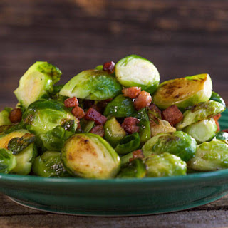 Marc Murphy'S Brussels Sprouts with Bacon Recipe