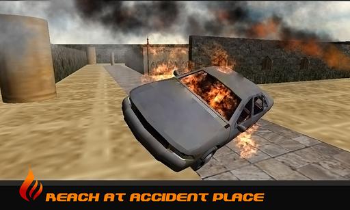 玩免費冒險APP|下載廟城救援消防車 app不用錢|硬是要APP