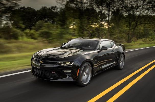 American Muscle Car Wallpaper - screenshot