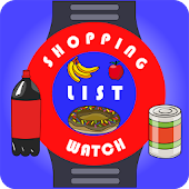 Shopping List Watch Free