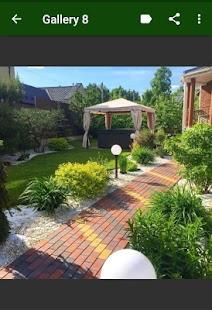 Garden Paths - náhled