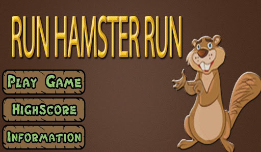 Crazy Hamster Run