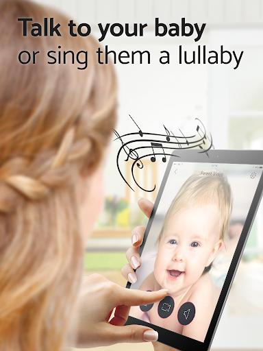BabyCam: Baby Sleep Monitor & Nanny Cam - 3G, Wifi  screenshots 9