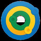 Mileage vehicle GPS Tracker icon