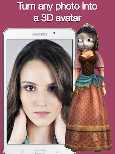 Pocket Me 3D - Avatar Creator