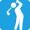 Golf Swing Analyzer - watch/speed change/free - icon