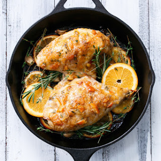 Baked Chicken Breasts Orange Marmalade Recipes