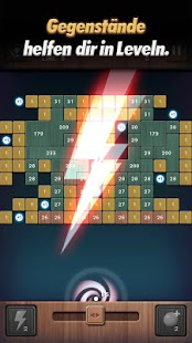 Swipe Brick Breaker: The Blast Screenshot