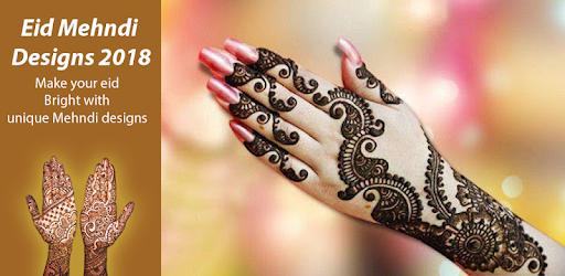 Trendy Eid Mehndi Designs Henna Eid Designs 2019 Apps On