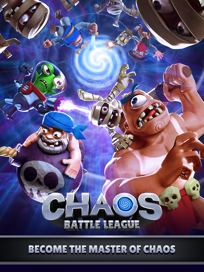Chaos Battle League- screenshot