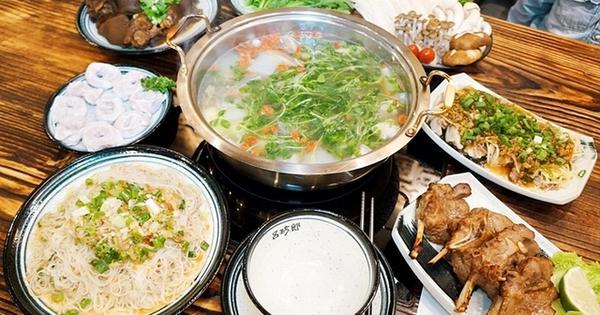 呂珍郎清燉蔬菜羊肉盧,冬天進補的好選擇。內湖清燉蔬菜羊肉盧