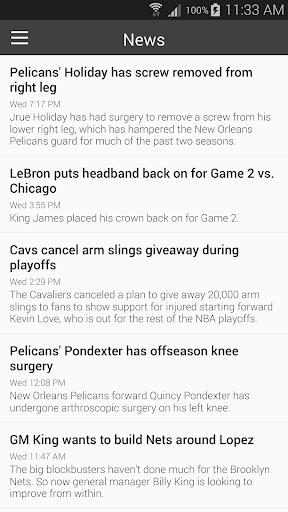 玩免費運動APP|下載Basketball Schedule for Bulls app不用錢|硬是要APP