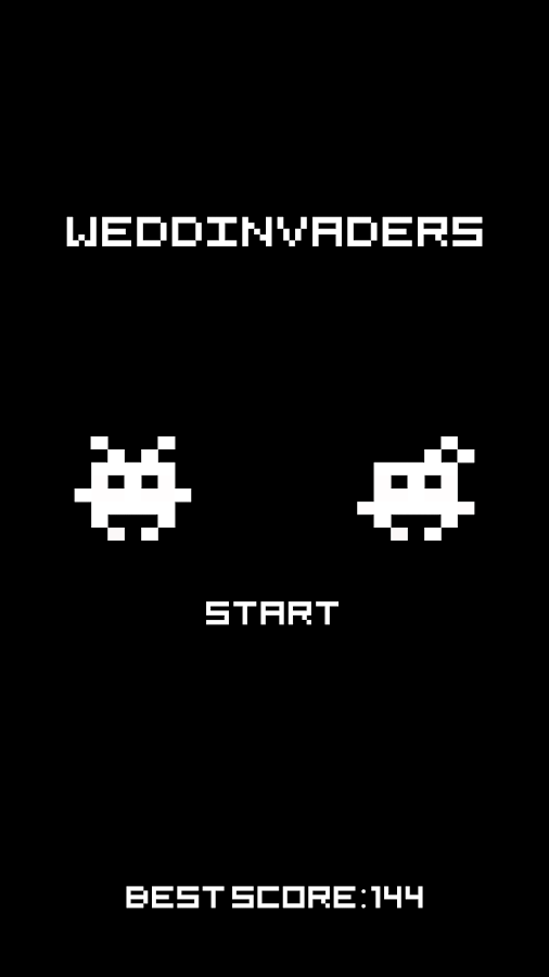 Weddinvaders – Capture d'écran