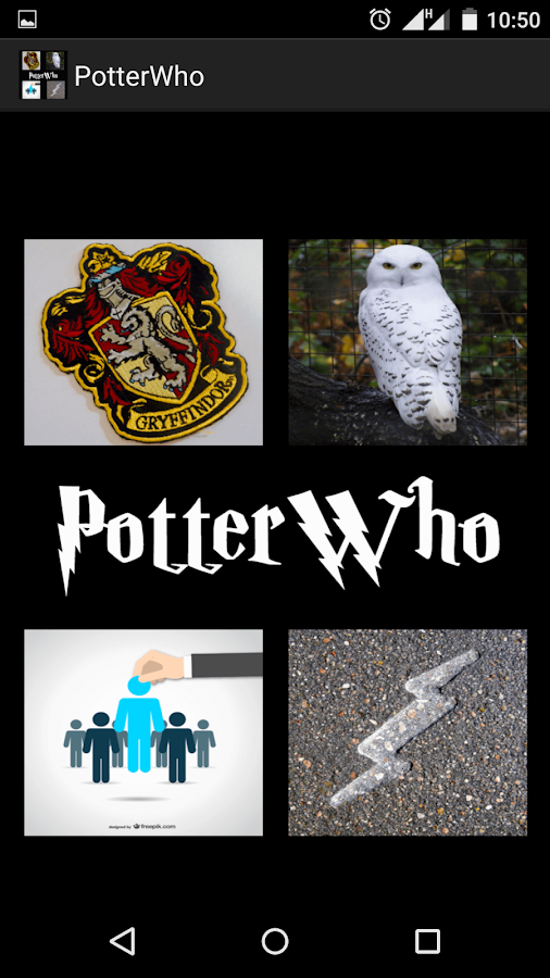 PotterWho- Harry Potter Puzzle- screenshot