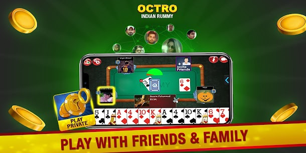 Indian Rummy (13 & 21 Cards) by Octro 2