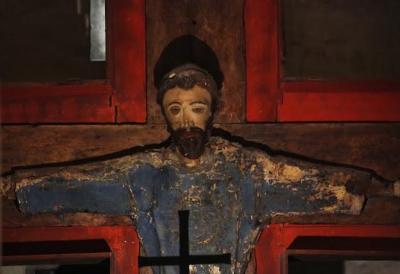 Il crocifisso di legno di Bandit72