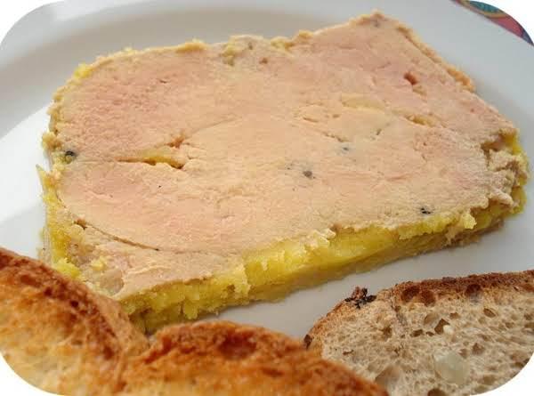 Liver Foie Gras Mousse (pâté) Recipe