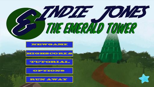 Indie Jones The Emerald Tower