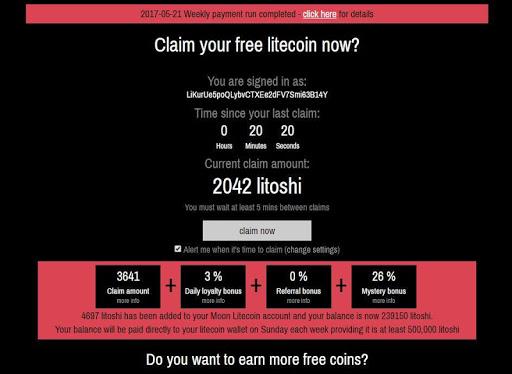 Free Bitcoins & more!  screenshots 3